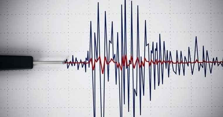3.6 şiddetinde deprem meydana geldi!