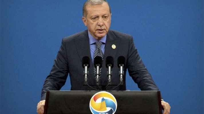 Cumhurbaşkanı Erdoğan'dan Çin'de flaş açıklamalar