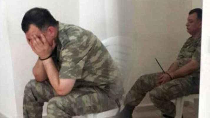 Darbeci komutan, polisleri 'uçaklarla vurmakla' tehdit etmiş