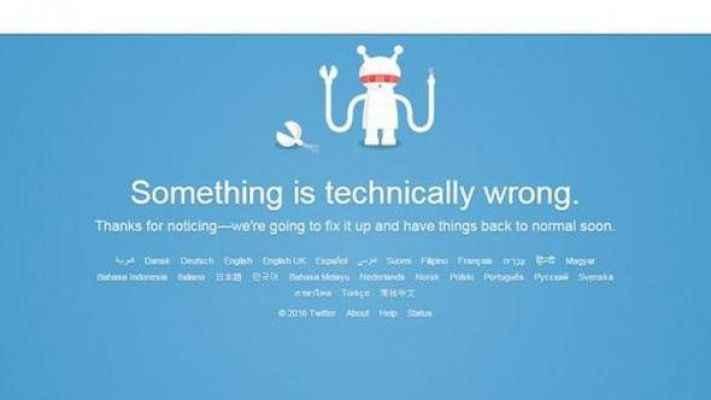 Twitter bir gidiyor bir geliyor!