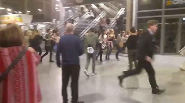 İngiltere'de patlama! Konser alanında çok sayıda ölü ve yaralı