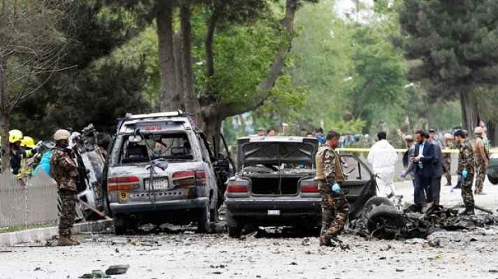Ramazan'ın ilk günü intihar saldırısı