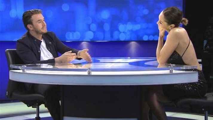 Mustafa Ceceli aşkın sinyalini böyle vermiş!