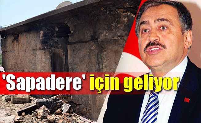 Orman Bakanı Eroğlu Alanya'ya geliyor