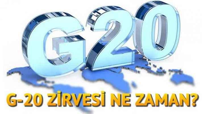 G-20 nedir? G20 ülkeleri hangileri?