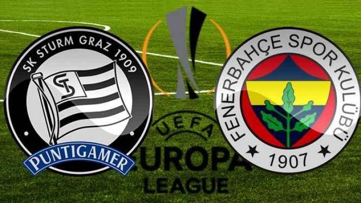 Fenerbahçe Sturm Graz maçı ne zaman, hangi kanalda, saat kaçta oynanacak?