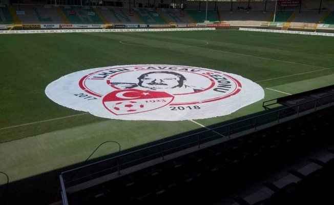 Bahçeşehir Stadyumu'nda hummalı çalışma