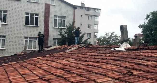 Hırsızların anladığı dilden konuştular, eve pencereden daldılar