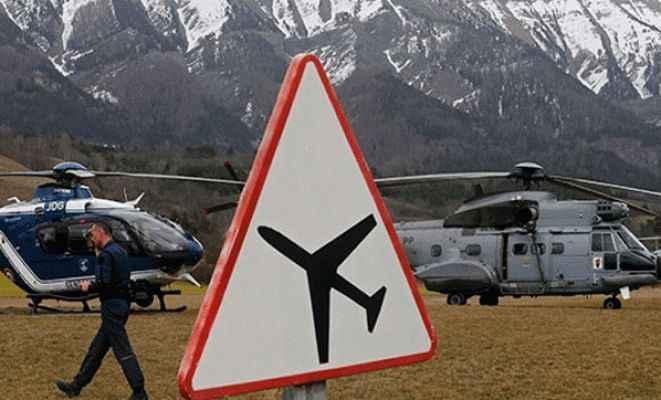 Uçak kazası: 2 ölü