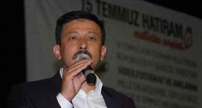 AK Parti'li Dağ'dan Kılıçdaroğlu'na gönderme