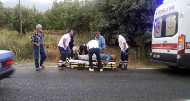 Yaralıları kurtaran sağlık ekipleri araçtaki kedi için geri döndü