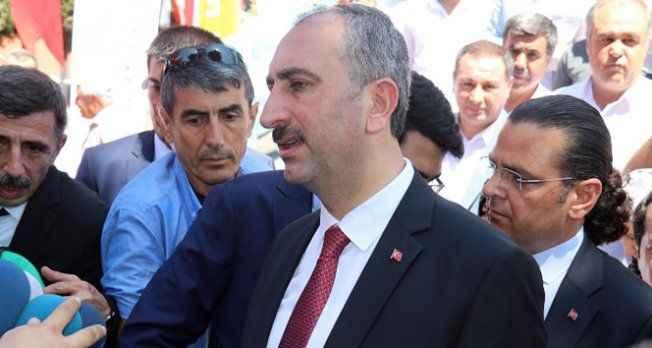 Adalet Bakanı Gül'den darbecilere 'pişkinlik' cevabı