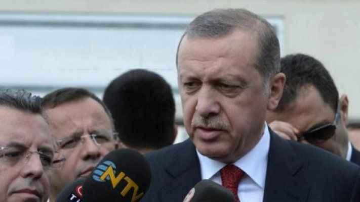 Erdoğan'dan Alman vekillere yeşil ışık