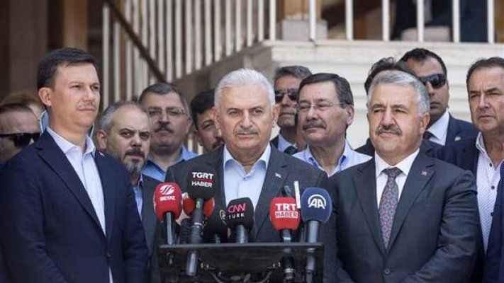 Kılıçdaroğlu'nun 'sen ben kavgasını bırakalım' sözlerine Başbakan Yıldırım'dan yanıt