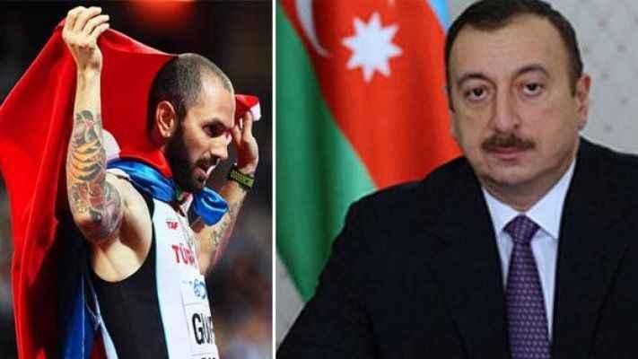 Bir açıklama da Aliyev'den