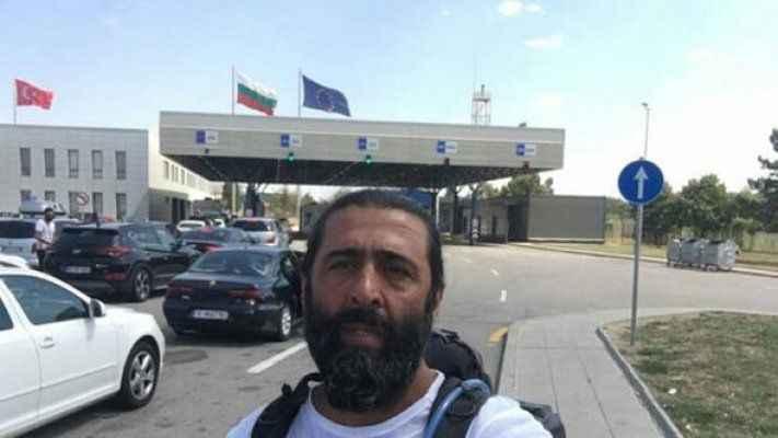 Barış için Münih'ten İstanbul'a yürüdü