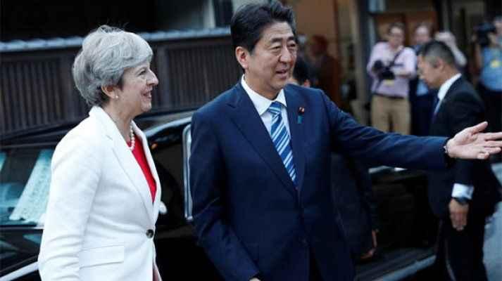 İngiltere Başbakanı May: Bunlar provokatif eylemler