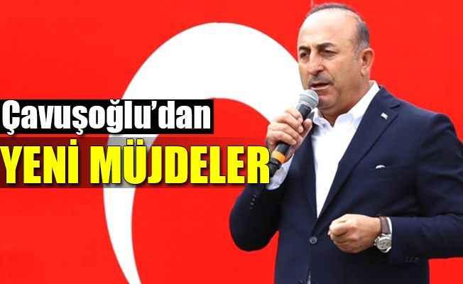 Dışişleri Bakanı Çavuşoğlu'ndan Antalya çıkarması