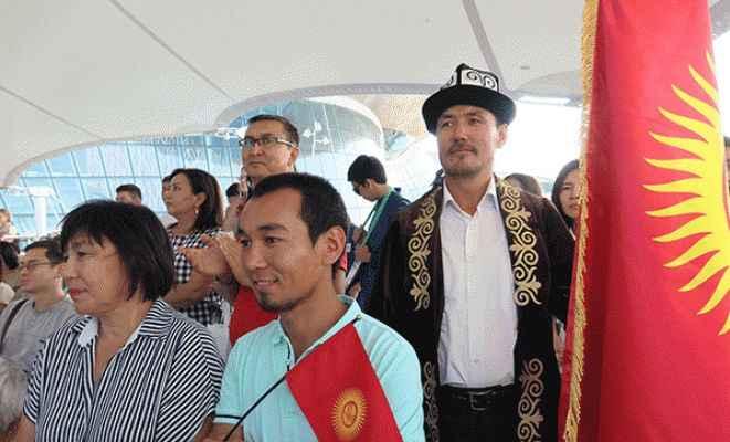'Kazakistan enerji konusunda merkez haline geldi'