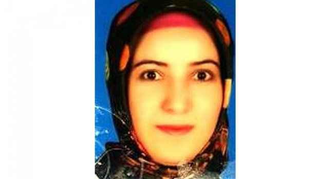 Genç kadın hastane bahçesinde ölü bulundu