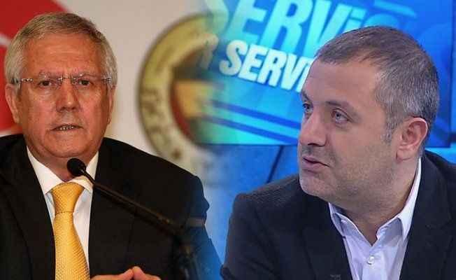 Mehmet Demirkol'dan Aziz Yıldırım'a: 20 sene başkan olsam deliririm