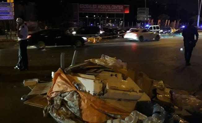 Kaza! Kağıt toplayan genç hayatını kaybetti