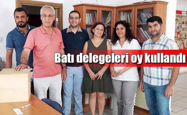 Alanya CHP'de batınındelegeleri sandığa gitti