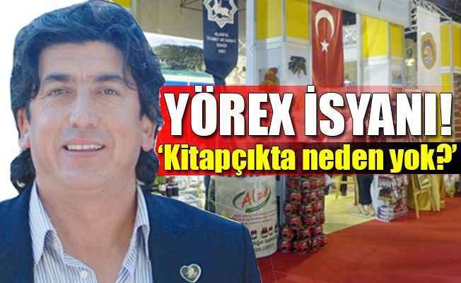 Alanya Mahmutlar Muhtarı Top'tan YÖREX isyanı