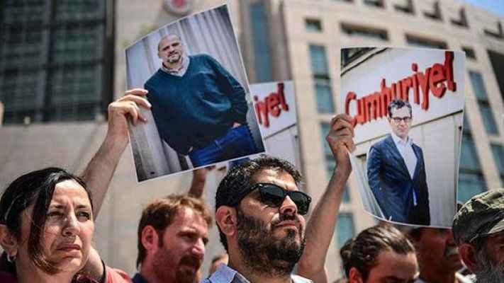 Cumhuriyet Gazetesi davasında savcı mütalaasını açıkladı