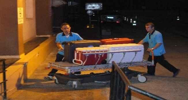 Kazada ölen genç 7 kişiye umut oldu