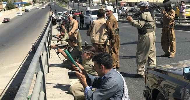 Son dakika! PKK, Kerkük'te sipere yatınca Dışişleri devreye girdi