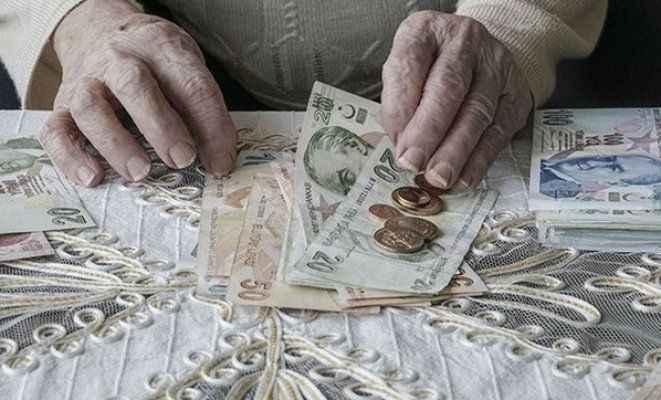 Emekliye 600 lira promosyon