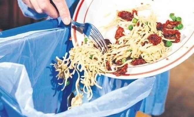 Yılda 59 bin ton yiyecek çöpe gidiyor!