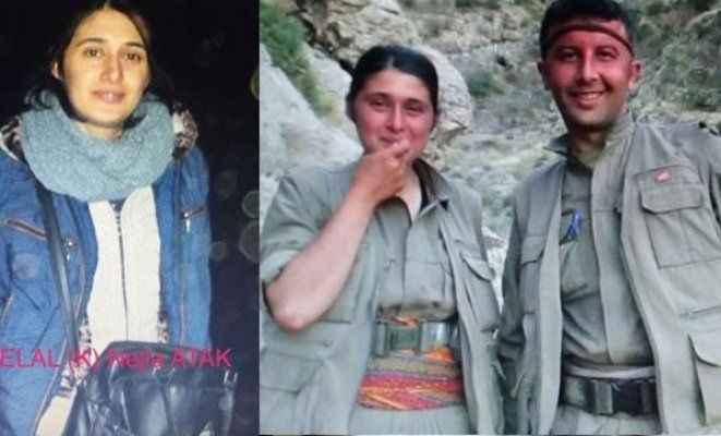 PKK'ya darbe! 'Zelal' yakalandı