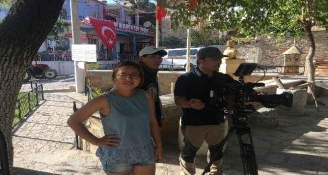 Başpehlivan Ali Gürbüz Kore belgeselinde