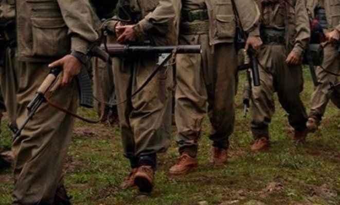 PKK/PYD, ABD'li teröristlerini hapsetti!