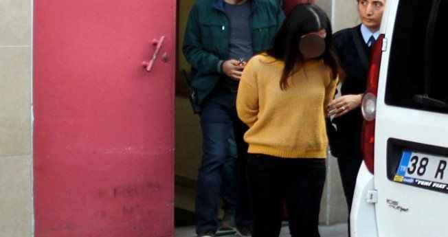 PKK'nın azılı kadın teröristi Kayseri'de yakalandı