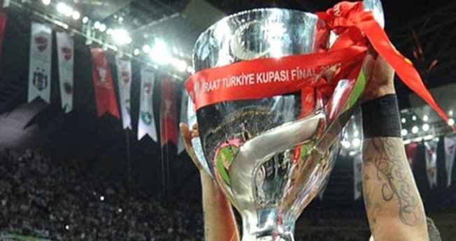 Türkiye Kupasında eşleşmeler belli oldu