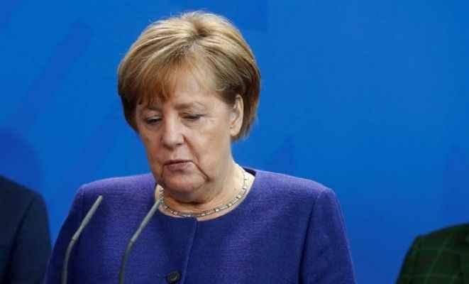 Merkel son 6 yılın en düşük oy seviyesinde