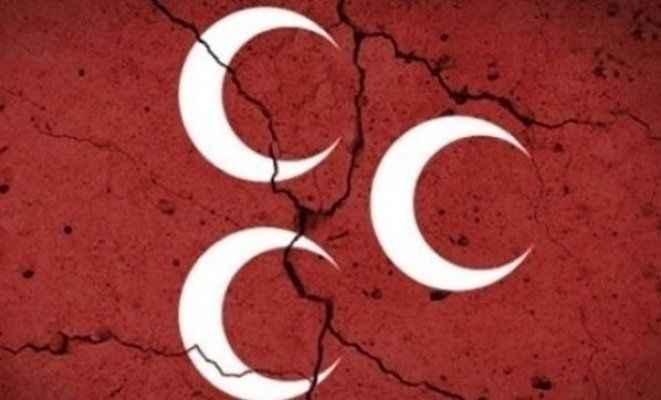MHP ilçe teşkilatında 59 üyeye ihraç talebi