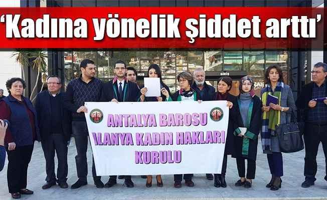 Kadına yönelik şiddetle mücadele günü