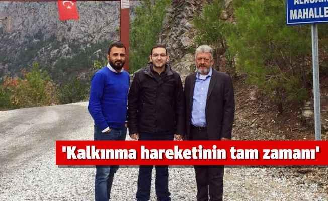 CHP'li Karagöz vatandaşı dinledi
