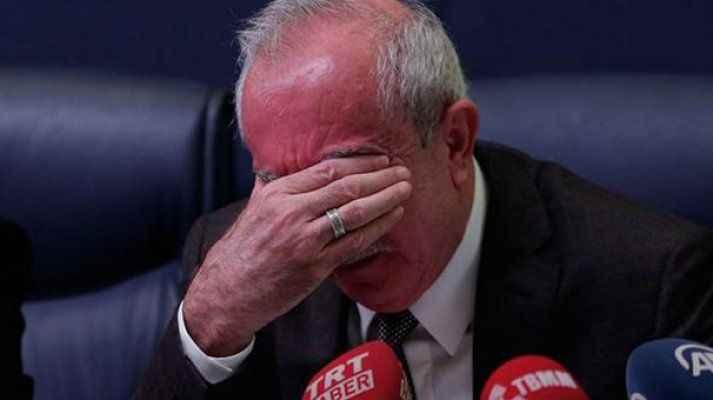 AK Partili vekil yaşadığı korkunç olayı anlatırken gözyaşlarına boğuldu