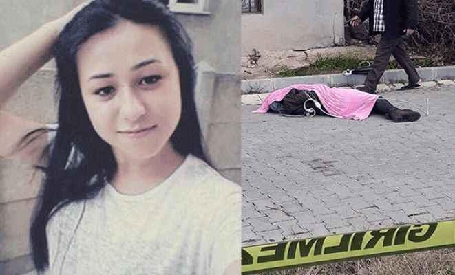 19 yaşındaki Ayşe, işe giderken sokak ortasında öldürüldü