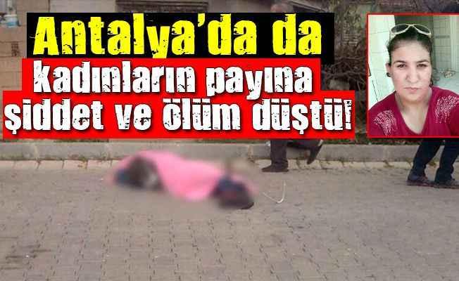 Kadın Hakları Gününde bile kadınlara şiddet ve ölüm!