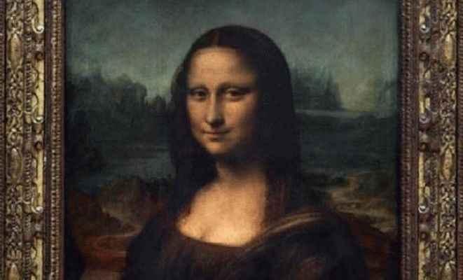 DNA ile Mona Lisa'nın dünyanın en küçük kopyasını yarattılar!