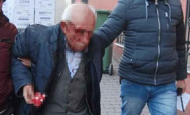 84 yaşında kuma istedi karşı çıkan damadını vurdu