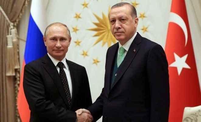 Putin'den Türkiye'ye jest!