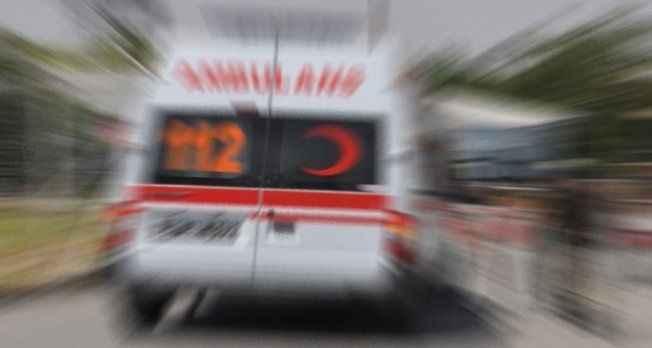 Otomobilin çarptığı ilkokul öğrencisinin bacağı kırıldı