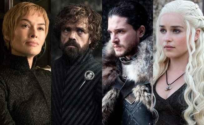 Game of Thrones'un final sezonu tarihi belli oldu